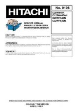Buy Sony C28WN1B Service Manual by download Mauritron #237005