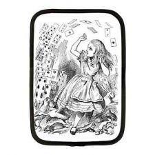 Buy Alice In Wonderland Vintage Art Neoprene 10 Inch Netbook Case