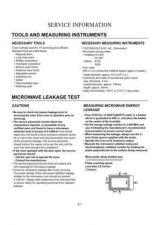 Buy MS-267Y LG Service Information by download #113258