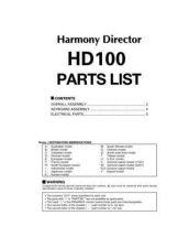 Buy JVC HC2 4 PCB3 E Service Manual by download Mauritron #251391