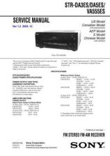 Buy Sony STR-KSL7SL7TA-KSL7 Service Information by download Mauritron #238162