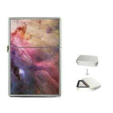 Buy Orion Nebula Outer Space Cigarette Flip Top Lighter