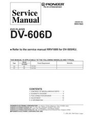Buy Pioneer DV-575A-S-575K-578AS Service Manual by download Mauritron #234314