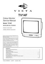 Buy Fisher. Service Manual For TV14F_SM by download Mauritron #217456