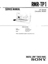 Buy Sony RM-X45RF Technical Manual. by download Mauritron #243693