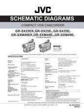 Buy JVC 86712sch Service Manual by download Mauritron #273145