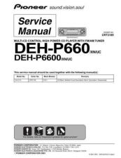 Buy Pioneer C3189 Manual by download Mauritron #227531