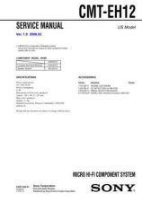 Buy Sony CMT-E301 Service Manual by download Mauritron #239181