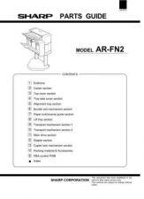 Buy Sharp ARFN4 PG GB-JP Service Manual by download Mauritron #208279