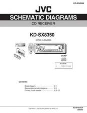 Buy JVC KD-SX8350 Service Manual. On by download Mauritron #271626
