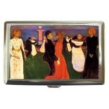 Buy The Dance Of Life Art Edvard Munch Art Cigarette Money Case