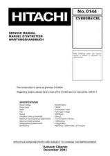 Buy Hitachi No 0144E Manual by download Mauritron #225293