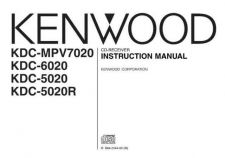Buy Kenwood KDC-MPV7023 Operating Guide by download Mauritron #222108