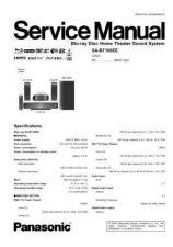 Buy Panasonic sa_ex510_p_pc Service Manual by download Mauritron #268621