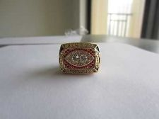 Buy 1987 Super bowl XXII CHAMPIONSHIP RING Washington Redskins MVP Williams11S NIB