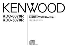 Buy Kenwood kdc-6080r Operating Guide by download Mauritron #221806