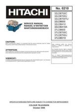 Buy Hitachi 32LD8600A Service Manual by download Mauritron #262533