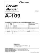 Buy Pioneer R2284 Manual by download Mauritron #227958