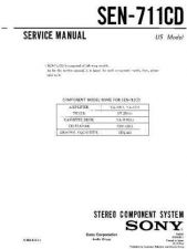 Buy Sony SEN-631CD Technical Manual. by download Mauritron #243871