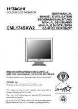 Buy Fisher CML174SXW2 IT Service Manual by download Mauritron #215198