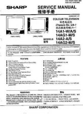 Buy Sharp 14A-20A20MT Service Manual by download Mauritron #207324