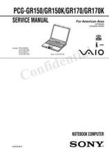 Buy Sony PCG-F676 Service Manual. by download Mauritron #243277
