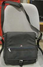 Buy Playstation PS1 shoulder messenger black bag NICE