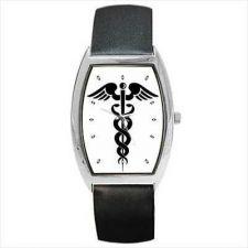 Buy Caduceus Medical Symbol Art Unisex Wrist Watch