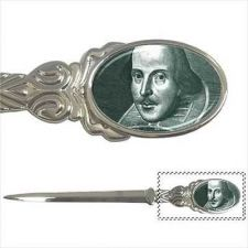 Buy William Shakespeare Portrait Mail Letter Opener