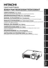 Buy Hitachi EDX8250 Service Manual by download Mauritron #262146