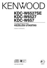 Buy Kenwood KDC-W6527SE Operating Guide by download Mauritron #222269
