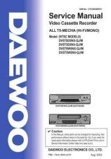 Buy Daewoo. T6300(For version2)_. Manual by download Mauritron #213916