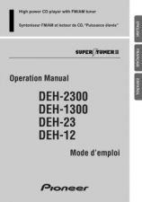 Buy Pioneer 49704CRD3279A 200012301310222030 Manual by download Mauritron #223423