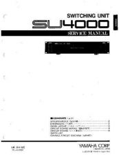 Buy Yamaha SPX990 PCB C Manual by download Mauritron #259492