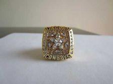 Buy REPLICA 1995 Super bowl XXX CHAMPIONSHIP RING DALLAS Cowboys AIKMAN 11S NIB
