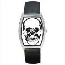 Buy Skeleton Skull Face Halloween Unisex Wrist Watch NEW