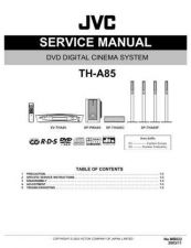Buy JVC MB022 Service Manual by download Mauritron #255086