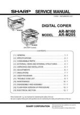 Buy Sharp ARM236-276-237-277 CD GB Service Manual by download Mauritron #208314