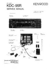 Buy KENWOOD KDC-9015 8080R Technical Information by download #118660