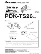 Buy Pioneer PDK-TS26 Manual by download Mauritron #227660
