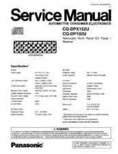 Buy Panasonic ad9101029c1 Service Manual with Schematics by download Mauritron #266322