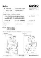 Buy Fisher DC-M3T MD TM(1) Service Manual by download Mauritron #215350