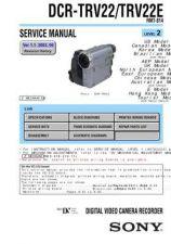 Buy Sony DCR-TRV60_TRV60E_TRV70 lev2 Service Manual by download Mauritron #239856