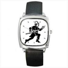 Buy Vintage Police Keystone Cop Art Unisex Wrist Watch