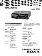 Buy Sony XR-4790-4800 Service Manual. by download Mauritron #246112