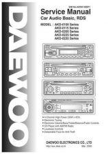Buy Daewoo. AJ1AC09GKQ_3. Manual by download Mauritron #212497