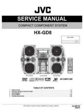 Buy JVC HX-GD8J Service Manual Schematic Circuit. by download Mauritron #271099