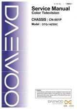 Buy Daewoo. TCN001GMF0_CN-001GM. Manual by download Mauritron #213943