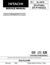 Buy Hitachi TK-0401E Service Manual by download Mauritron #264192