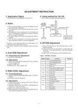 Buy MF002A1 Service Information by download #113192